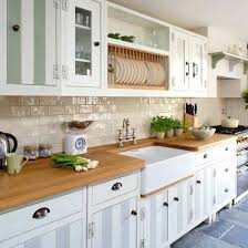 galley kitchen designs with white cabinets floor plan layouts