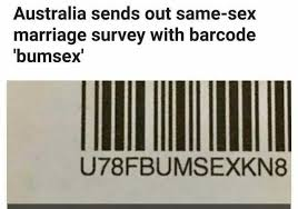 Same Sex Marriage Meme - dopl3r com memes australia sends out same sex marriage survey
