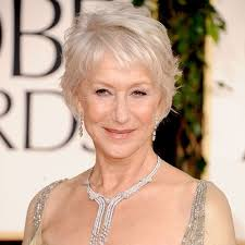 bob haircuts for sixty year olds how to get helen mirren s tousled golden globes hairstyle women