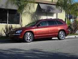 quick drive 2007 chrysler pacifica limited fwd