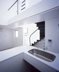 modern interior design sleek kitchen design near clear cabinet