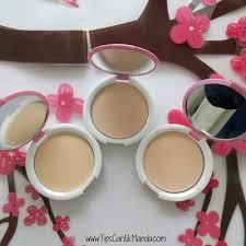 Bedak Marina tips cantik by amanda an 5 cara