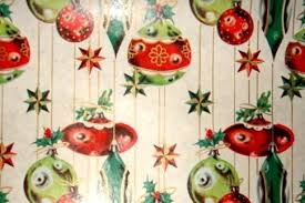 vintage christmas wrapping paper vintage christmas wrapping paper fishwolfeboro