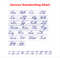11 cursive writing templates u2013 free samples example format