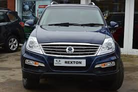 used 2017 ssangyong rexton ex for sale in cambridgeshire pistonheads