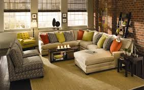 Bedroom Furniture Knoxville Tn by Sam Moore Margo Wide Sectional Sofa Moore U0027s Home Furnishings