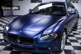 matte purple maserati maserati quattroporte kpmf matte trenton blue front wm jpg