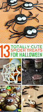 13 super easy halloween spider recipes for kids just bright ideas