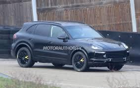 Porsche Cayenne Redesign - pictures porsche cayenne 3rd generation germancarforum