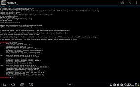 android terminal emulator commands miui resources team backtrack on an android device app xiaomi