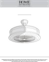 home decorators collection am382a orb instructions assembly