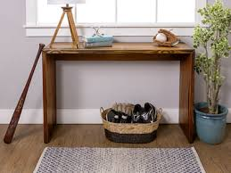 Wood Entry Table Alpine Reclaimed Wood Entry Table Walker Edison