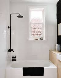fresh bathroom decorating ideas beautiful black fixtures
