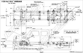 Ford F350 Truck Bed Dimensions - 1976 ford body builder u0027s layout book fordification net