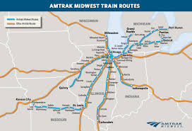 Amtrak Map Usa Amtrak Launches New Siemens Charger Train Global Rail News