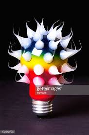 cool blue light bulbs stock photos and pictures getty images
