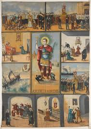File Saint Expeditus Oil Painting By A Painter Of Palermo