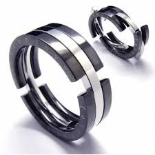 top titanium rings images 10 best titanium puzzle rings images jewellery uk jpg