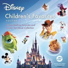 listen to children s favorites vol 1 disney bedtime favorites