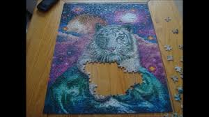 jigsaw puzzle 500 pieces in 50 seconds youtube
