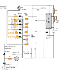 pin flasher relay wiring diagram juanribon com led sequential bar
