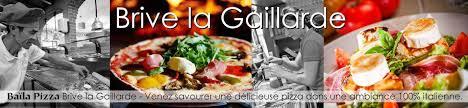 cuisine brive la gaillarde bienvenue dans la pizzeria baïla pizza brive la gaillarde