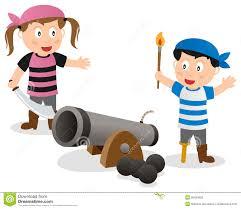 pirate kids searching treasure stock photography image 30430792