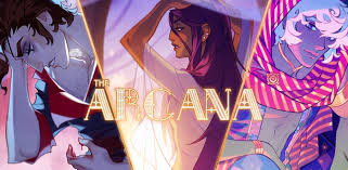 visual novels for android the arcana visual novel by nix hydra inc kickstarter