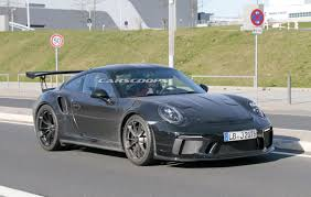 porsche 911 gt3 rs green updated 2018 porsche 911 gt3 rs brings more horses and likely a manual