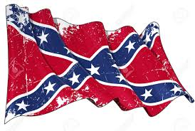 Confederate Flag Battle Flag Confederate Rebel Flag Scratched Stock Photo Picture And Royalty