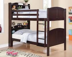 Bunk Beds Chicago Bunk Bed With Bookcase Headboard Chicago Furniture