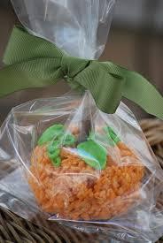 my story in recipes pumpkin rice crispy treats