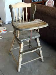 diddle dumpling vintage high chair u003d favorite yard sale find