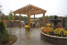 Pre Built Pergolas by Today U0027s Outdoor Rooms Were Inspired By Pergolas Gazebos And Arbors