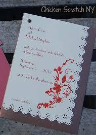 barn wedding invitations diy autumn wedding invitations