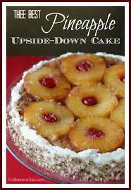 old fashioned pineapple upside down cake bakerette com