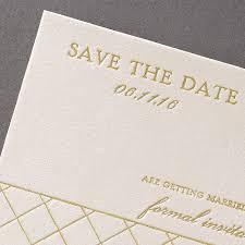 unique save the date cards velvet classic glam save the date flamingo
