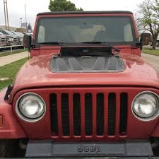 jeep wrangler tj light bar 20in dual row single row led light bar hood mounts for 97 06 jeep