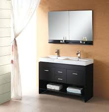 double sink wall hung vanity unit mm modern whitepact wall hung vanity unit bathroom cloakroom basin