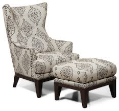 ottoman and accent chair accent chairs simon li furniture simon li fabric accent chair and