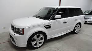 2011 landrover range rover sport hse gt mint condition one owner