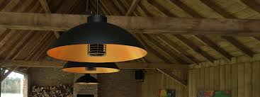 contemporary patio heaters heatsail dome pendant exterior electric heater suspended outdoor