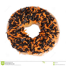 halloween donut royalty free stock images the cutest halloween