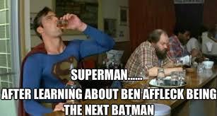 Affleck Batman Meme - the bajan reporter ben daredevil gigli affleck reacts to