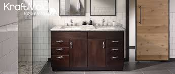Kraftmaid Bathroom Cabinets Vanities