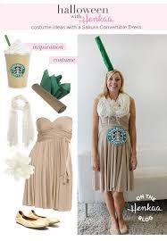 Women Halloween Costumes 10 Starbucks Halloween Costume Ideas