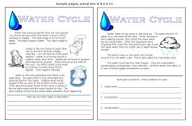 water conservation worksheets worksheets