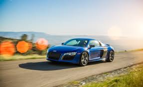 audi sports car audi r8 reviews audi r8 price photos and specs car and driver