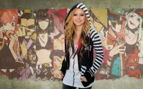 avril lavigne 414 wallpapers avril lavigne forest dress chain wallpaper other