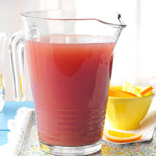 Southern Comfort Punch Recipe Picnic Fruit Punch Recipe Taste Of Home